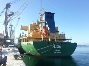 Photo of LIDIA ship
