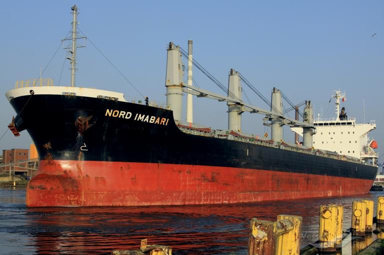 MV NORD IMABARI (MMSI: 355784000)