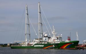 fartøjsfoto RAINBOW WARRIOR