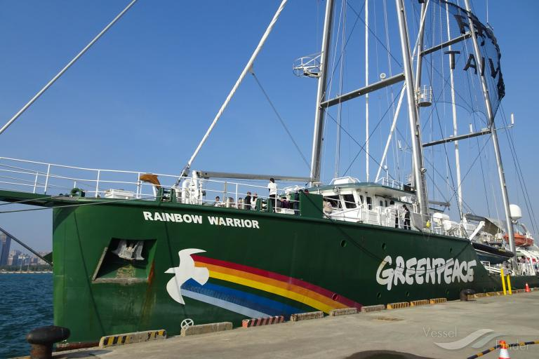 RAINBOW WARRIOR (MMSI: 244163000)