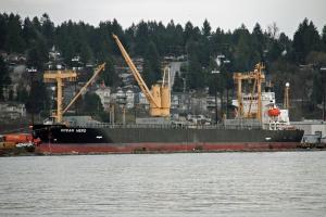 Photo of OCEAN HERO ship