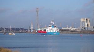 Photo of SERRA ATASOY ship