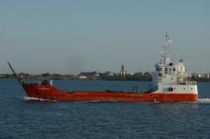 Photo of LAUREN HANSEN ship