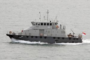 Photo of STET POLARIS ship
