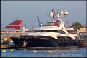 Photo of MY SISA ship