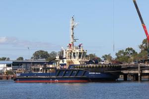 Photo of SVITZER NAIAD ship