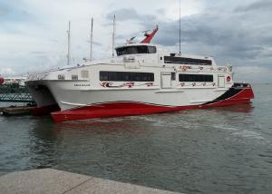 Photo of PARIA BULLET ship