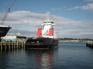 Photo of LEGACY ship