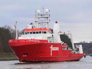 Photo of FUGRO GALAXY ship