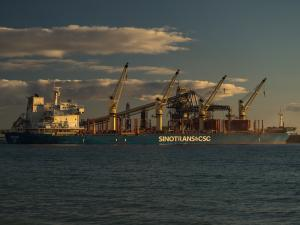 Photo of YANGTZE FLOURISH ship