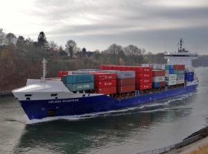 Photo of HELENA SCHEPERS ship