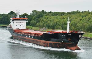 Photo of H.CAN ship