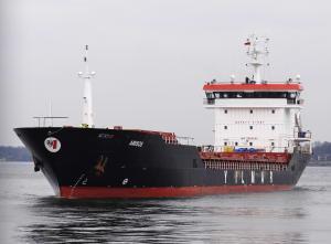 Photo of AMISOS ship