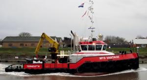Photo of MTS VANTAGE ship
