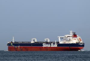 Photo of STENA SUPREME ship