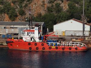 Photo of SOLARIS ship