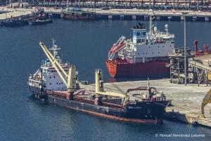 Photo of SIDER ALICUDI ship