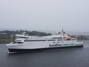 Photo of COPENHAGEN ship