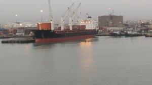 Photo of ALINDA ship