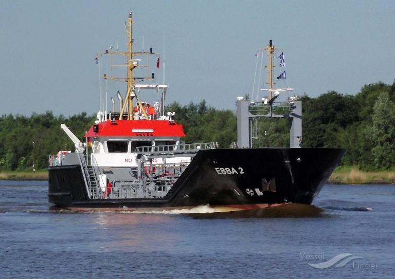 EBBA 2 (MMSI: 211523910) ; Place: Kiel_Canal