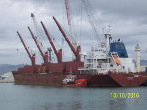 Photo of SEAS 1 ship