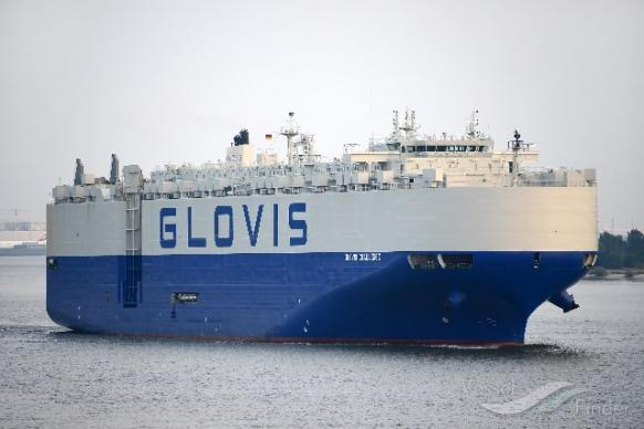 GLOVIS CHALLENGE, Vehicles Carrier - Details and current position