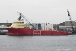 Photo of SJOBORG ship