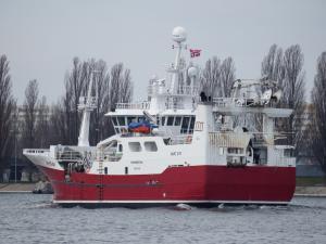 Photo of KROSSOY ship
