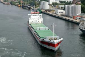 Photo of REGGEBORG ship
