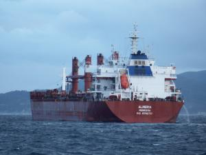 Photo of ALMERIA ship