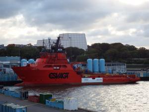 Photo of ESVAGT SERVER ship