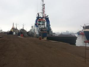 Photo of ZABANA AHMED II ship