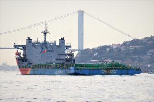Photo of KOREX SPB NO.2 ship