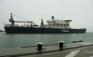 Photo of PIONEERING SPIRIT ship