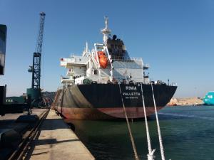 Photo of RINIA ship
