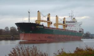 Photo of BONA ship