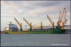 Photo of PARIS TRADER ship