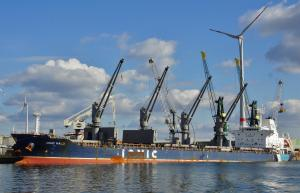 Photo of IONIC HALO ship