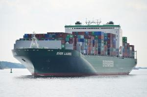 Photo of EVER LAUREL ship