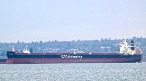 Photo of CK ANGIE ship