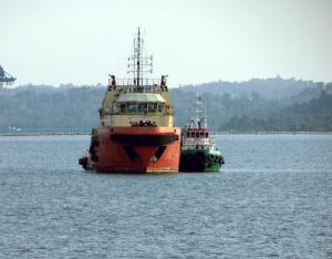 Photo of EKA SAMUDRA 501 ship