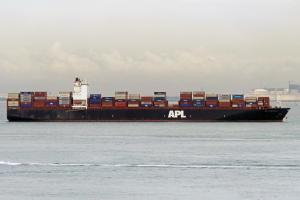 Photo of APL VANCOUVER ship
