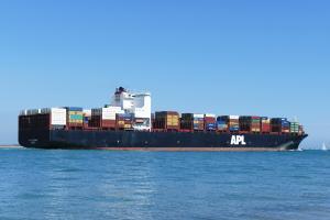 Photo of APL COLUMBUS ship