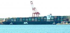Photo of APL HOUSTON ship