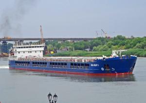 Photo of NEVA-LEADER 3 ship