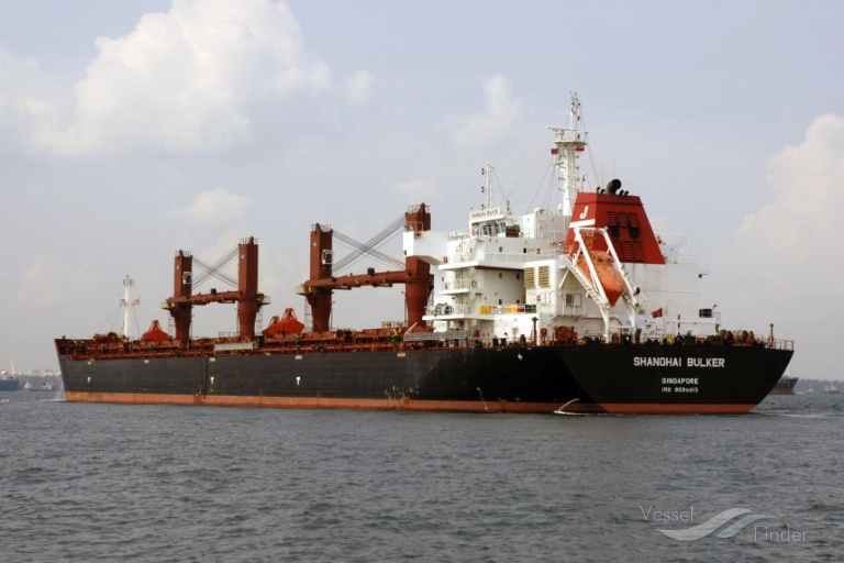 SHANGHAI BULKER photo