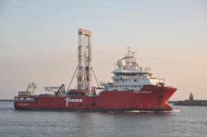 Photo of FUGRO VOYAGER ship