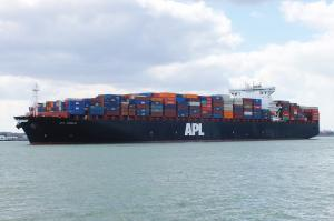Photo of APL DUBLIN ship