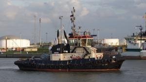 Photo of TUG 40 ship