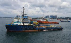 Photo of JM EHSAN ship